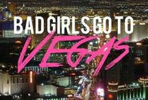 Bachelorette Parties / Tying the knot. Taking the leap. Making an honest (wo)man out of you. Whatever you want to call it, we all know what comes first. #VEGAS