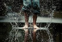 Rainy Day Photography / Just because it's raining outside doesn't mean it should be a gloomy day. Allow these beautiful pictures to inspire you to embrace every day, no matter the weather.  / by Roma Boots
