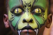 Face Painting / Get Super Greative with Face Painting!