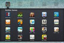 iPad Math for K-1 / We just got a new iPad for the class and these are my favorite free picks to fill it with learning games.