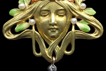 Art Deco, Lalique, MacIntosh / Including inspirational art deco jewellery by Rene Lalique