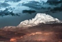 La tête dans les nuages / by Cot Cot Cot