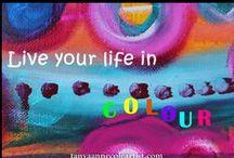 Tanya Cole Arts / Art creating life, life creating Art ~ Come feel, CREATE, fly with Tanya Cole ~ Expressive Artist/OT/Wellness Facilitator Tanya Cole from Tanya Cole Arts at www.tanyacolearts.com