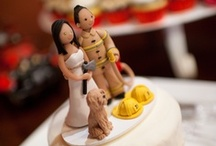 "toppers wedding cakes! / "")"