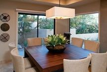 Living and Dining Room ! Loved  / by Pao Velasco