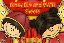 Chinese New Year TPT Best Creations Pre-k to 7th grade / Feel free to pin!!! / by Magischool