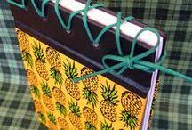Cadernetas Dichas / Cadernos de produção artesanal