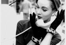 Hair, Style, Makeup - Golden Era of Fashion. / timeless Beauty, timeless Fashion