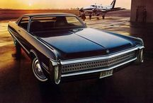 US-Cars / Big is beautiful - Full Size Beauties! / by Jerry