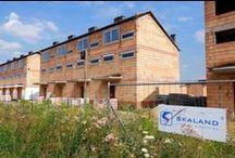 Świerkowa Polana etap III - lipiec 2014 / Zapraszamy do śledzenia naszych postępów w budowie osiedla Robakowo! :) Stan budowy z dnia 17.07.2014 roku.