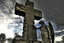 R.I.P. ☠ / Cemeterys, Graves - Memento mori