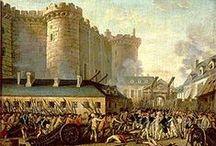 History - French Revolution / by Sooh Nova