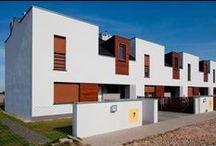 Osiedle Sosnowe - domy typu Menig i Menig Plus / Przedstawiamy naszą realizację osiedla w Kamionkach!