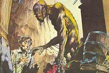 My Favorite Comics & Books / Pure Horror