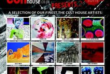 The Cult House at ArtRooms 2015