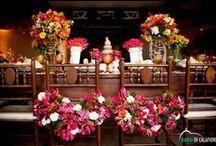 Inspirações para Casamento/ Wedding Inspirations. / Dicas e idéias para a decoração do seu casamento. Ideas to your wedding decoration.