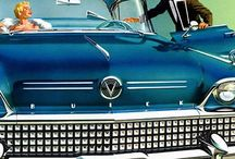 US-Cars - 40s + 50s / what a great era...