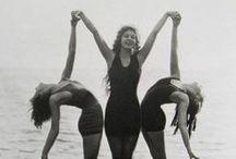 M u s e s / Inspiring women who are truly bold è bella