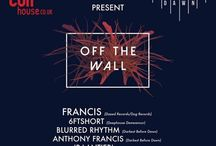 TCH & Darkest Before Before Dawn / 'OFF THE WALL' party