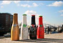 Aluminum Bottle -EBI China / Various aluminum package for Wine &Beverage. See more at http://www.ebi-china.com