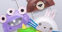 Masks for kids / Maschere per bambini