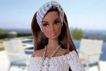 """Barbie / """"Beauty is not in the face, beauty is a light in your heart."""""""