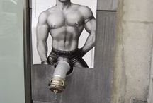 Tom of Finland / The water slips over him as if sliding down a marble rock, sinking into the grooves of his muscles, vanishing into his pores. This is fresh, pure water, with top notes of aldehydes and lemon, a water that washes away the sins of the night and leaves the skin luminous. Tom of Finland feels clean, like a shaving from a cake of soap. It is an ode to the beauty of the male body and to the radiance of the natural self.