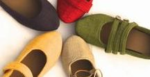 Couture chaussures / Couture chaussons