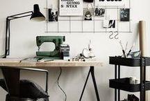 Aménagements Atelier / déco atelier couture