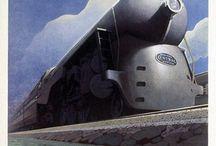 Chattanooga Choo Choo / Trains...