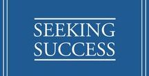 Seeking Success / Whether it's success in your classes, time management, bible study, or finances, I got you covered!!