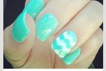 nail polish / by Alisha Melerine