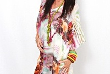 Samui Short Silk Kaftans / Laloom, Samui short silk kaftans, perhaps one of the most versatile style in the collection. Long enough to be worn as a dress, or team it with a slip, capri pants on slim long pants. Mid thigh length, light and floaty gorgeous silks or slightly heavier crepe that are not sheer. Amazing prints, great prices.