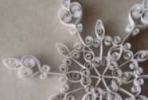 Quilling Snowflakes / by Diana Pencheva