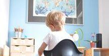 Kinderzimmer & Kinderkram / Kinderzimmer, Einrichtungsideen, Dekoration, nützliche und schöne Kindersachen