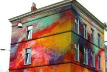100 - ART - URBAN / by EA European Architecture