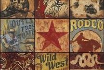Western Decor / by Jamie Gail Bullock Ferrell