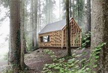 011 - AE - COTTAGE / by EA European Architecture