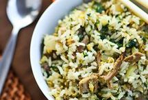 The Food Ideas - Rice