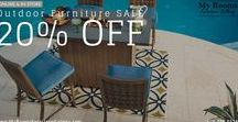 Outdoor Furniture / My Rooms Furniture Gallery's Furniture Stores in Charleston, Augusta, Savannah, & Columbia feature great deals on outdoor furniture sales!