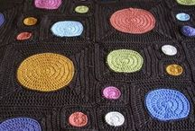 CROCHET & KNITTING BLANKET - ΚΟΥΒΕΡΤΕΣ
