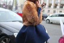 Leather, fur and napalan, this is the answer