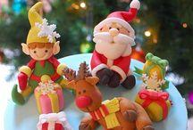 CHRISTMAS RECIPS & DECORATIONS / ΒΑΣΙΛΟΠΙΤΕΣ & ΧΡΙΣΤΟΥΓΕΝΙΑΤΙΚΑ ΓΛΥΚΑ