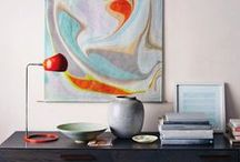 Studio Space / Studio + Office • Decor • Organization • DIY