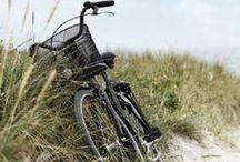 Fiets * Bike * Vélo / by Joolzz
