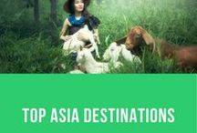 Top Asia Destinations