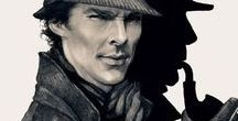 I Am Sherlocked / Excellent fanarts about characters from the BBC series Sherlock.