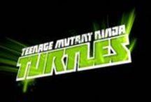 Turtle Power! / Awsome fanarts about Nickelodeon Teeneage Mutant Ninja Turtles series.