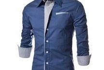 Camisas Masculinas Modernas Elegantes Calitta / Camisas Masculinas Modernas Elegantes Manga Longa Calitta. Venda online super baratas. Coleção em moda Masculina de camisas social e casual.