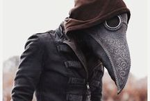 Steampunk, steampunk! / Board with all steampunk things - clothes, drawings, cats, interiors, weapons and gadgets.